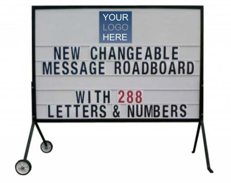 Sign print changeable letters signs for Signs you can change letters